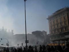 indignados, 15 ottobre 2011, manifestazione, Italia, Monia